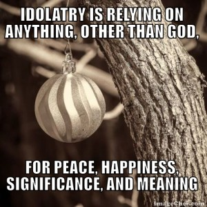 Idolatry Definition